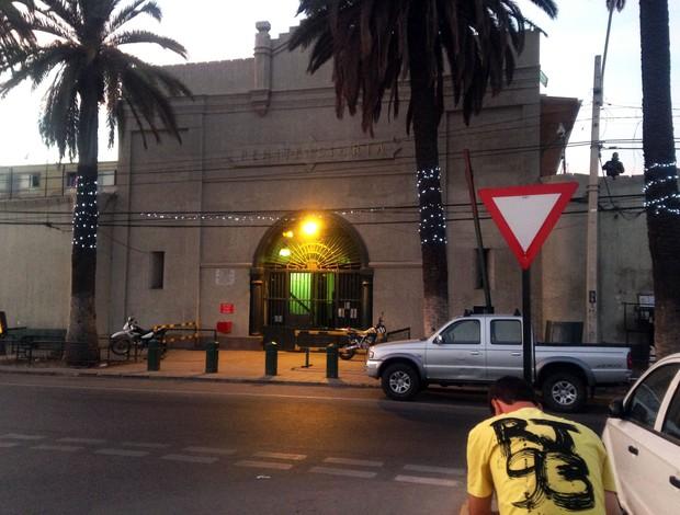 penitenciaria maxim esporte espetacular (Foto:  Mariano Baptista)