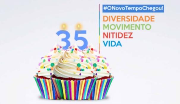 Inter Tv 35 anos (Foto: Inter Tv)