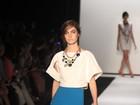Com inspiração nos anos 50 e 60, grife Filhas de Gaia apresenta coleção superfeminina no Fashion Rio