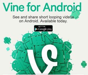 Vine ganha versão para o Android (Foto: Divulgação/Twitter)