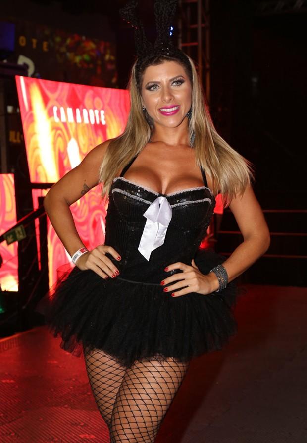 Ana Paula Minerato (Foto: Deividi Correa/ AgNews)
