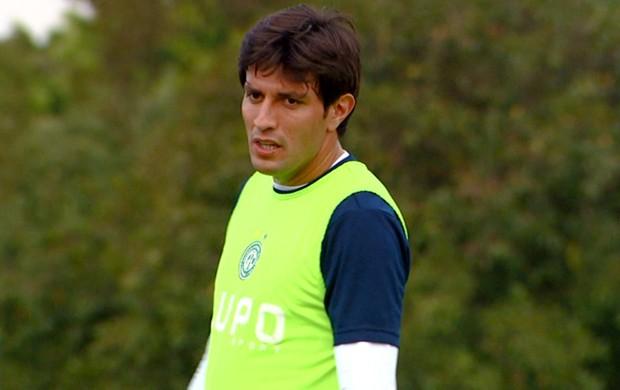 Rodrigo Arroz, zagueiro do Guarani (Foto: Reprodução / EPTV)