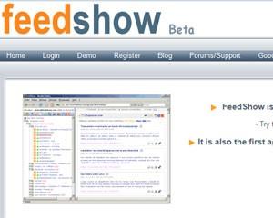 Feedshow (Foto: Reprodução)