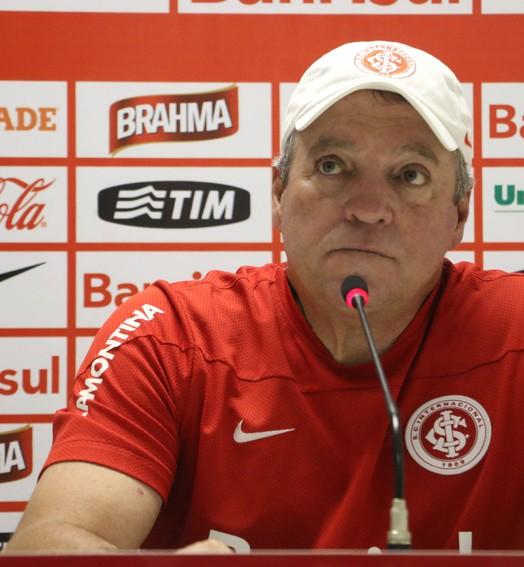 sem jogo (Eduardo Deconto/GloboEsporte.com)