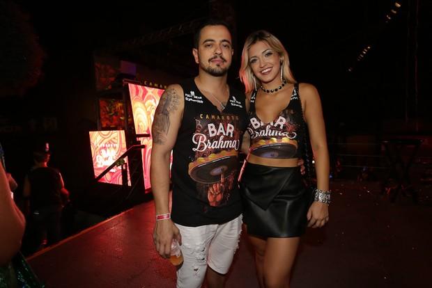 Henrique e Raissa Naves (Foto: Cláudio Augusto/Brazil News)