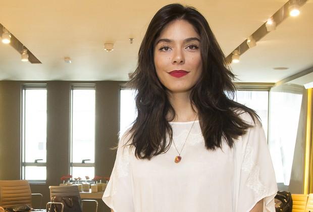Laura Ancona, redatora-chefe da Marie Claire (Foto: Rogério Canella)