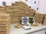 Denarc e Radiopatrulha prendem três suspeitos com 130 kg de maconha