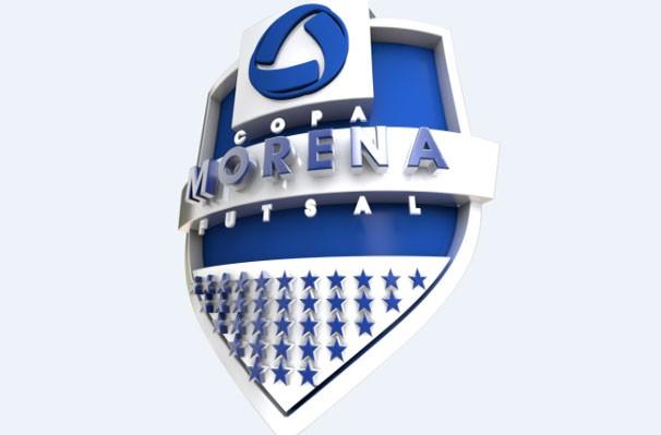Logo Copa Morena (Foto: Reprodução/TVMO)