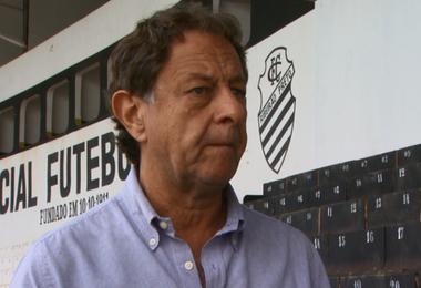 Brenno Spinelli Martins, ex-presidente do Comercial (Foto: Reprodução EPTV)