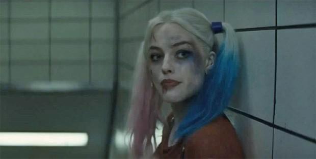 Margot Robbie é a Arlequina no filme 'Esquadrão suicida' (Foto: Divulgação)