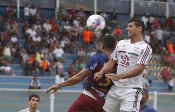 Defesa volta a preocupar Fluminense, que tem média de dois gols sofridos