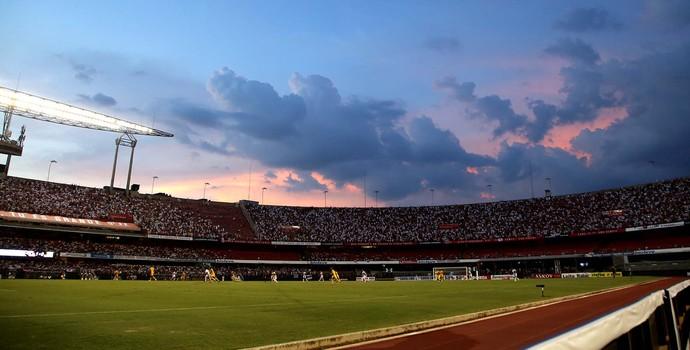 Estádio do Morumbi  (Foto: Rubens Chiri / saopaulofc.net)