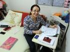 Engenheira com doutorado faz Enem para tentar medicina aos 52 anos