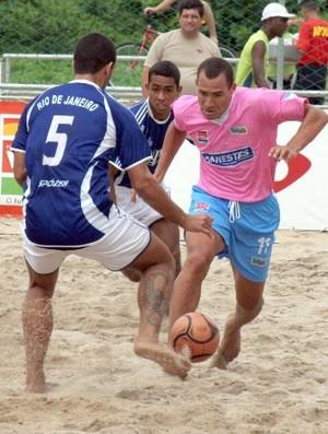 Buru, futebol de areia (Foto: Pauta Livre/Divulgação)