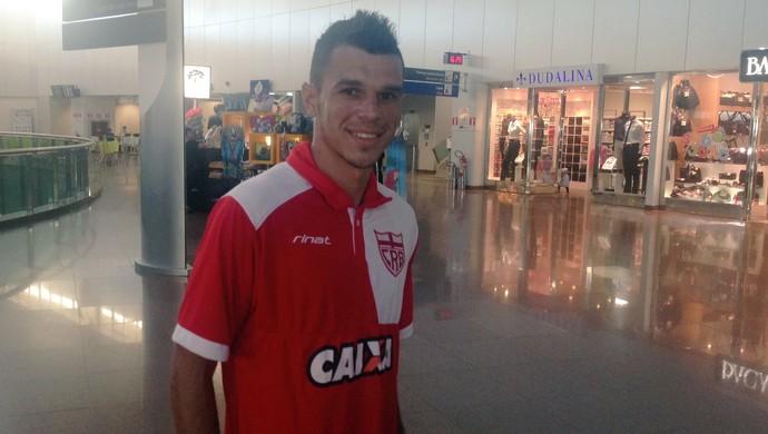 Welinton Júnior (Foto: Estéfane Padilha/GloboEsporte.com)