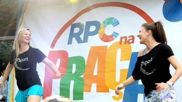 rpc na praça londrina (Foto: Divulgação/RPC)
