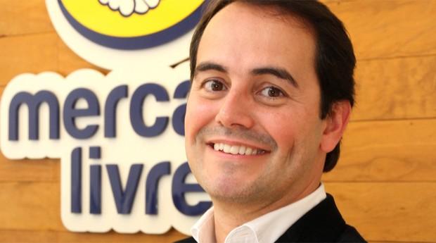 Stelleo Tolda, vice-presidente executivo do Mercado Livre (Foto: Divulgação)