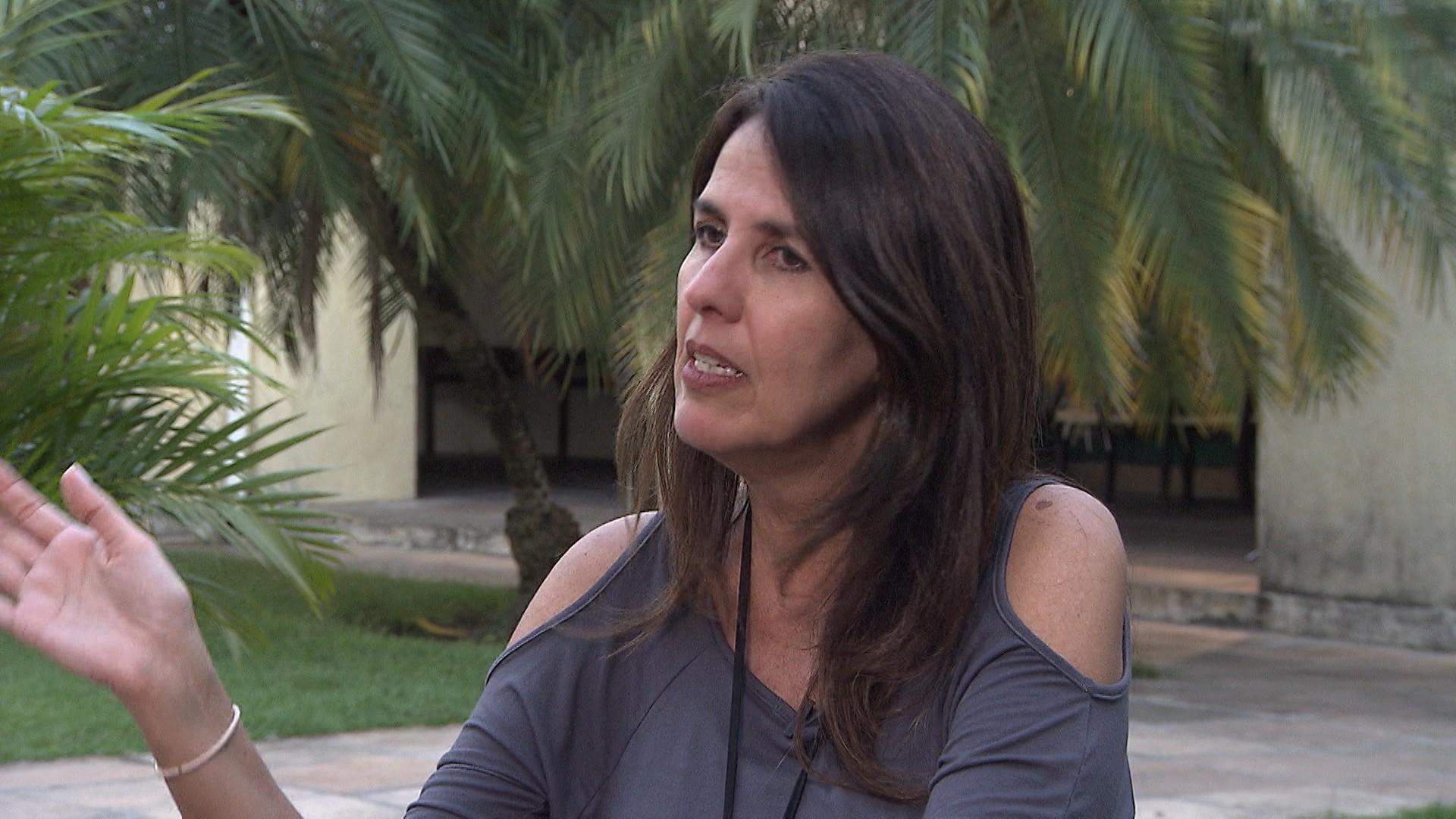 Escritora Martha Medeiros conta de que forma o amor faz parte de suas obras (Foto: Divulgação)