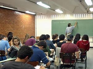 Sala de aula  (Foto: Arquivo / ABr)