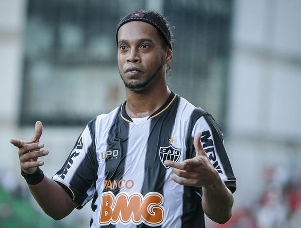 Ronaldinho Gaúcho (Foto: Bruno Cantini / Flickr do Atlético-MG)