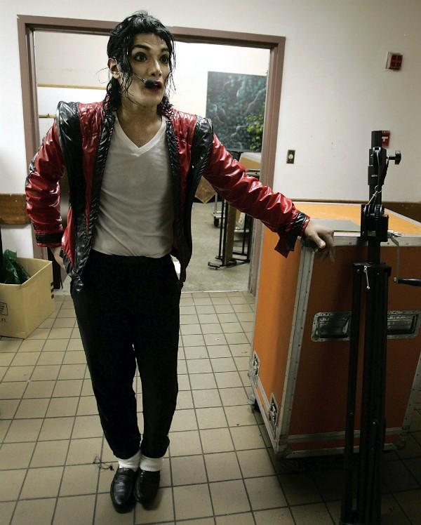 Navi, o sósia de Michael Jackson (Foto: Getty Images)