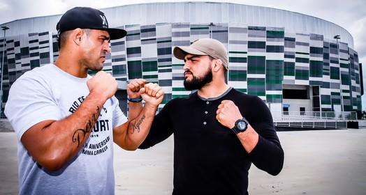 agenda (Divulgação UFC)