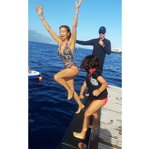 Thalia (Foto: Reprodução / Instagram)