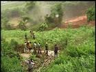 Deslizamento de terra deixa seis mortos em Minas Gerais