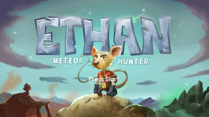 Ethan: Meteor Hunter mistura plataforma com puzzle (Foto: Divulgação)