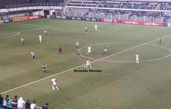 Ronaldo Mendes comanda reservas do Santos em vitória fácil; veja análise