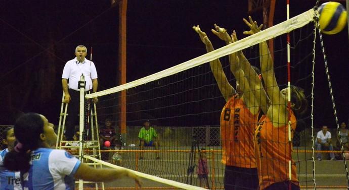 Copa Macuxi carrosel (Foto: Tércio Neto/GloboEsporte.com)