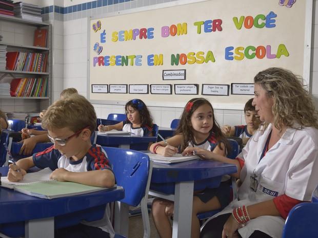 Sesi tem vagas em escolas de oito cidades do Espírito Santo (Foto: Divulgação/ Sesi)