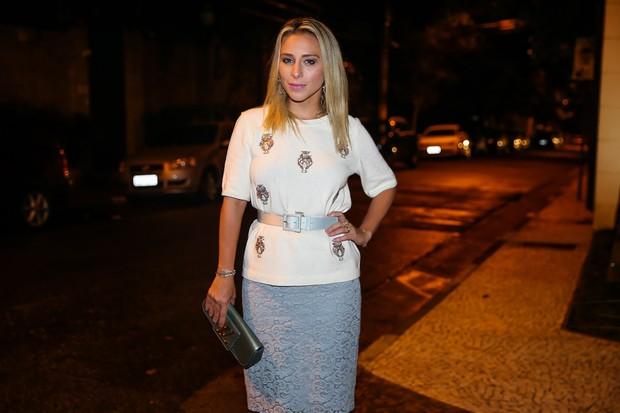 Lethicia Brountein  (Foto: Manuela Scarpa/Brazil News)