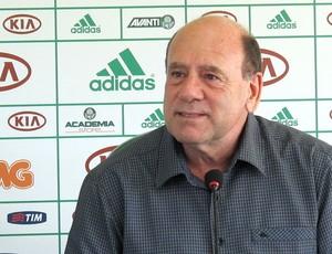 José Carlos Brunoro, diretor executivo do Palmeiras (Foto: Gustavo Serbonchini)