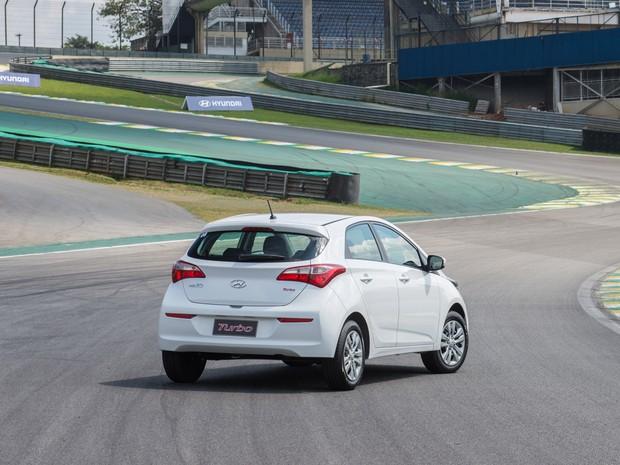 Hyundai HB20 1.0 Turbo (Foto: Divulgação)