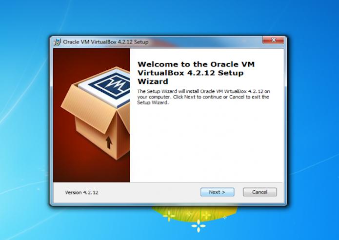 Instalação do VirtualBox  (Foto: Reprodução)