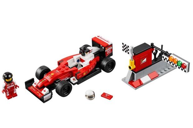 Lego lança nova coleção de carros de corrida e tráz aos fãs a maneira mais barata de ter uma Mercedes-AMG GT3 (Foto: Divulgação)