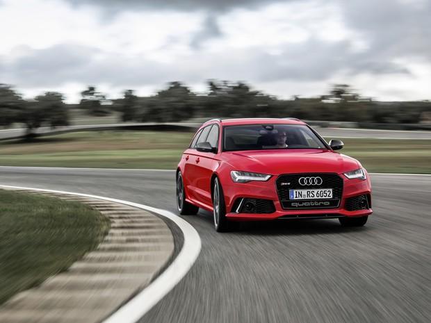 Audi RS 6 (Foto: Divulgação)