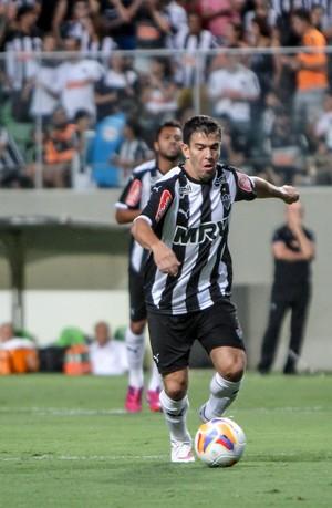 Leandro Donizete, meio-campo do Atlético-MG (Foto: Bruno Cantini/CAM)