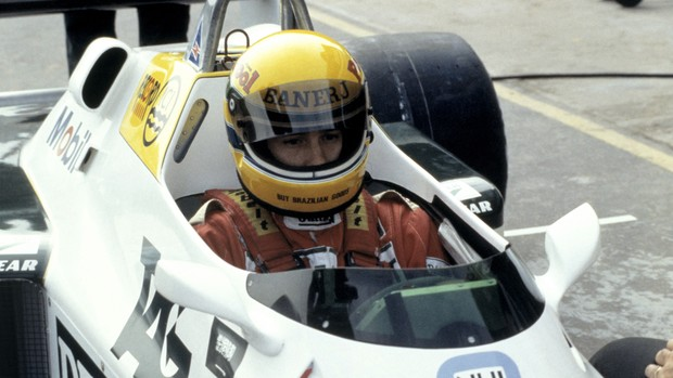 Senna (Foto: Divulgação/Williams)