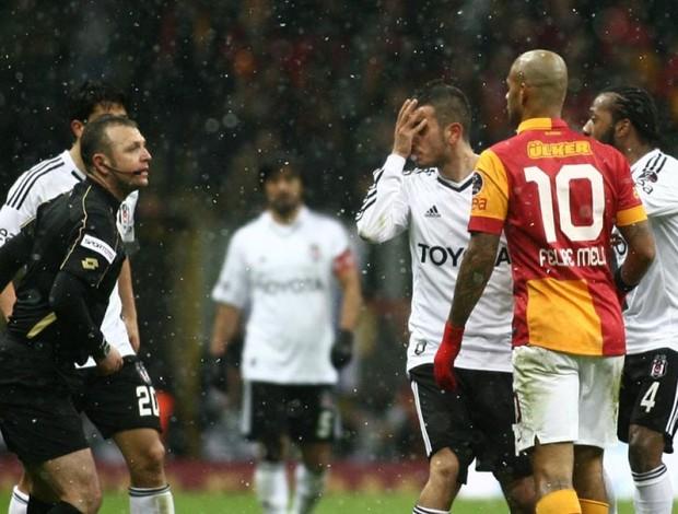 Felipe Melo Galatasaray (Foto: Divulgação)