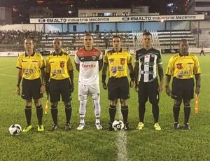 Social x NAC; Louis Ensch; Luizão; Módulo II (Foto: FMF/Divulgação)