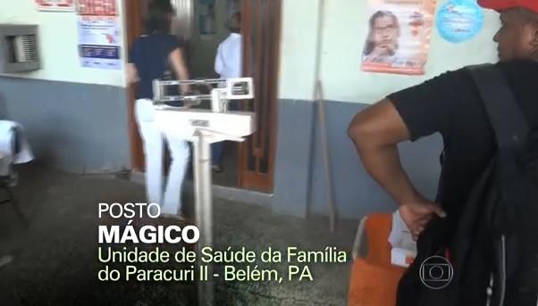 Posto Magico, em Belém (Foto: Divulgação)