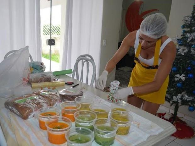 Preferência G1 - Empresária aposta em alimentação saudável e abre negócio, em  OP14