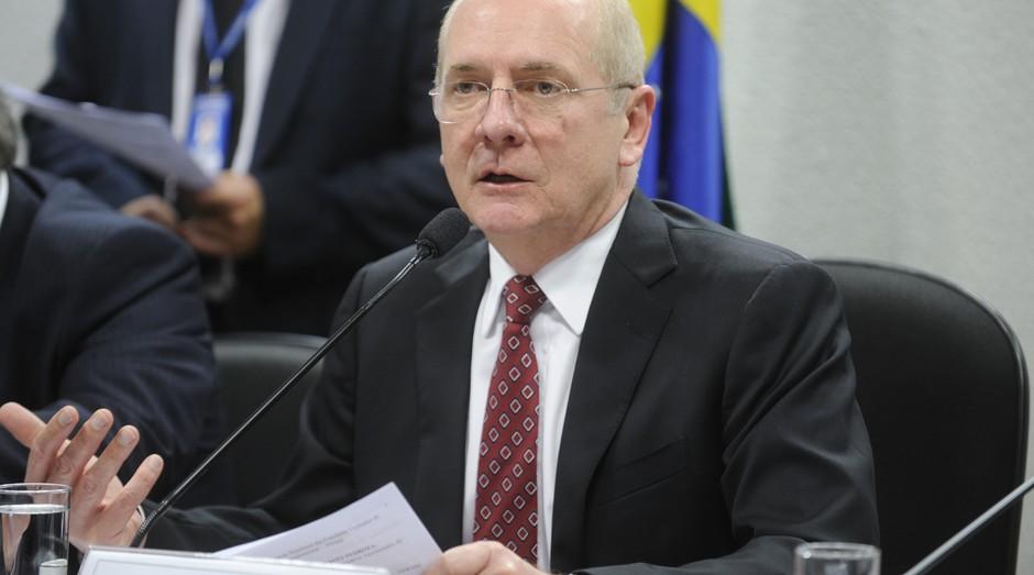 O líder do PSDB no Senado, Paulo Bauer (SC) (Foto: Agência Senado)