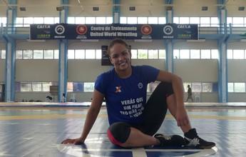 Com Aline Silva, luta olímpica define seleção brasileira para a temporada