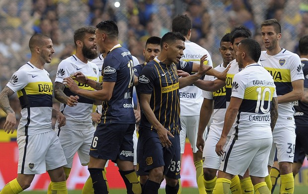 Boca Juniors x Rosario Central