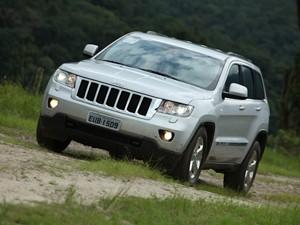Grand Jeep Cherokee (Foto: Divulgação)