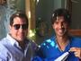 Loco Abreu é anunciado em equipe  do Paraguai, a 21ª de sua carreira
