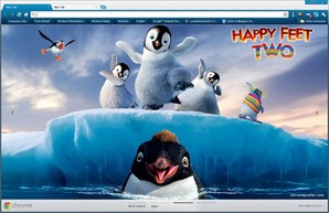 Tema Happy Feet Two